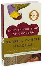 Love in the Time of Cholera - gabriel garcia marquez (ISBN 9780307389732)