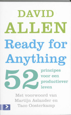 Ready for Anything - David Allen (ISBN 9789052617237)