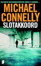 Slotakkoord - Michael Connelly, M. Connelly (ISBN 9789460233098)