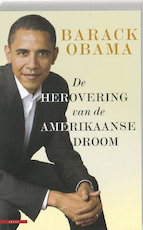 De herovering van de Amerikaanse droom - B. Obama (ISBN 9789045013800)