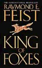 King of Foxes - raymond e. feist (ISBN 9780006483588)