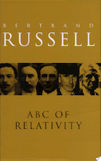 ABC of Relativity - Bertrand Russell (ISBN 9780415154291)