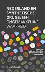 Nederland en synthetische drugs - Pieter Tops (ISBN 9789462749313)
