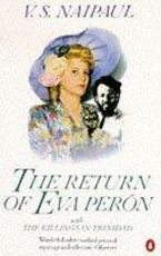 The Return of Eva Perón - Vidiadhar Surajprasad Naipaul (ISBN 9780140052596)