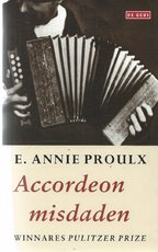 Accordeonmisdaden - E.A. Proulx (ISBN 9789052263922)
