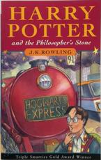 Harry Potter and the Philosopher's Stone / Child - J. K. Rowling (ISBN 9780747549550)