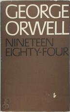 Nineteen Eighty-four - George Orwell (ISBN 9780436350078)