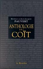 Anthologie du coït - Mathias Pauvert (ISBN 9782842710217)