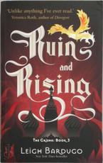 Ruin and Rising - Leigh Bardugo (ISBN 9781780621166)