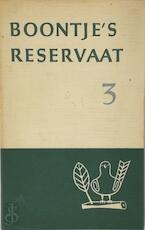 Boontje's reservaat - Louis Paul Boon