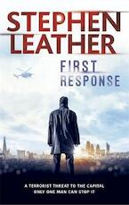 First response - stephen leather (ISBN 9781473604575)
