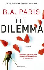 Het dilemma - B.A. Paris (ISBN 9789026351211)