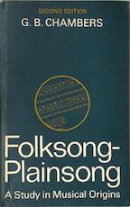 Folksong-plainsong