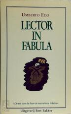 Lector in fabula - Umberto Eco (ISBN 9789035106086)