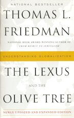 Lexus and the Olive Tree - Thomas L. Friedman (ISBN 9780385720151)