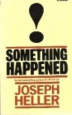 Something Happened - Joseph Heller (ISBN 9780099889809)
