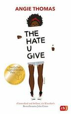 The Hate U Give - Angie Thomas (ISBN 9783570164822)