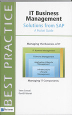 IT Business Management Solutions from SAP - Swen Conrad (ISBN 9789087536350)