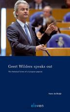 Geert Wilders speaks out - Hans de Bruijn (ISBN 9789460945083)