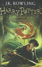 Harry Potter and the Chamber of Secrets - j. k. rowling (ISBN 9781408855904)
