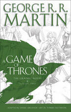 Game of thrones volume 2 (graphic novel - george r. r. martin (ISBN 9780007493043)