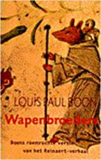 Wapenbroeders - L.P. Boon (ISBN 9789029503631)