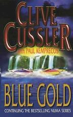 Blue Gold - Clive Cussler, Paul Kemprecos (ISBN 9780671022174)