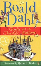Charlie and the Chocolate Factory - Roald Dahl