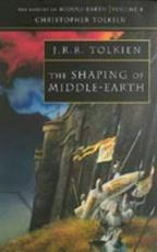 The Shaping of Middle-Earth - j. r. r. tolkien (ISBN 9780261102187)