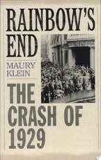 Rainbow's End - Maury Klein (ISBN 9780198030904)
