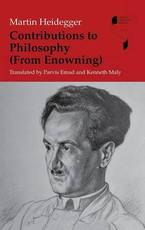 Contributions to philosophy - Martin Heidegger (ISBN 9780253336064)