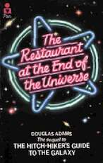 The restaurant at the end of the universe - Douglas Adams (ISBN 9780330262132)