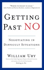 Getting Past No - William Ury (ISBN 9780553371314)
