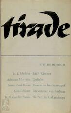 Klavers in het kaartspel. In: Tirade, oktober 1961 - Louis Paul Boon