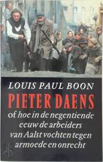 Pieter Daens - Louis Paul Boon (ISBN 9789029503167)