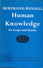 Human Knowledge - Bertrand Russell