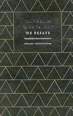 De essays - Michel de Montaigne (ISBN 9789025334161)