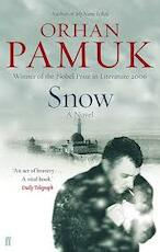 Snow - orhan pamuk (ISBN 9780571218318)
