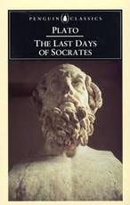 The Last Days of Socrates - Plato (ISBN 9780140445824)