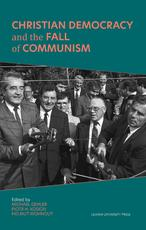 Christian Democracy and the Fall of Communism (ISBN 9789461663160)