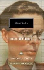 Everyman's library Brave new world (everyman's library) - Aldous Huxley
