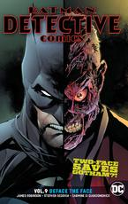 Batman: detective comics (09): deface the face - james robinson (ISBN 9781401290641)