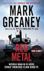 Red metal - mark greaney (ISBN 9780751578379)