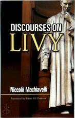 Discourses on Livy - Niccolo Machiavelli (ISBN 9780486461892)