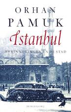 Istanbul - Orhan Pamuk (ISBN 9789023477129)