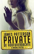 Private: De hoofdverdachte - James Patterson, Maxine Paetro (ISBN 9789023483649)