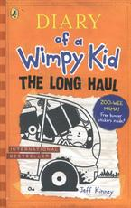 Diary of a Wimpy Kid: The Long Haul - jeff kinney (ISBN 9780141354224)