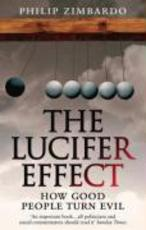 The Lucifer Effect - philip g. zimbardo (ISBN 9781846041037)
