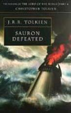 Sauron Defeated (the History of Middle-Earth, Book 9) - j. r. r. tolkien (ISBN 9780261103054)