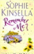 Remember Me? - Sophie Kinsella (ISBN 9780552772761)